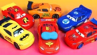 Video Disney Pixar Cars Lighnting McQueen dreams helping Sally Batman Robin Spider-Man Toy story Imaginext MP3, 3GP, MP4, WEBM, AVI, FLV September 2018