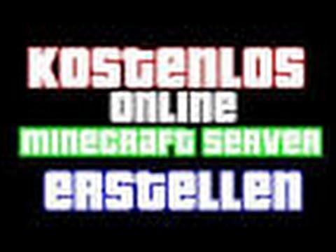 Eigenen kostenlosen Minecraft Server mit Aternos erstellen