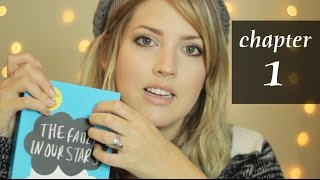 ASMR | Chapter 1 Reading of The Fault in Our Stars