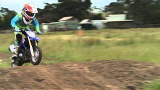 2. MXTV Bike Review - 2015 Yamaha TTR-50