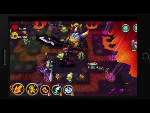 Video of Demon Avengers TD