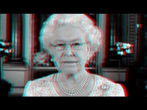 Queen Elizabeth's Christmas, Brought to You in 3-D