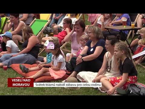 TVS: Deník TVS 16. 7. 2018