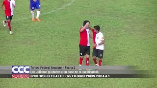 Torneo Federal Amateur - Fecha 2