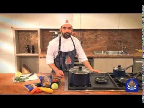 Video - Receta de coditos con Pastas Verona