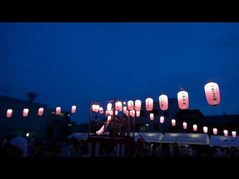 ばんばん祭り 番町小学校 2013.8.4