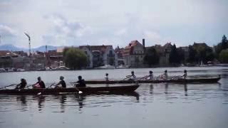 Wettkampf der Schüler/innen im Rahmen der 3. Lindauer Stadtmeisterschaften am 25. Juni 2016 im Ruderclub Lindau (Bodensee)