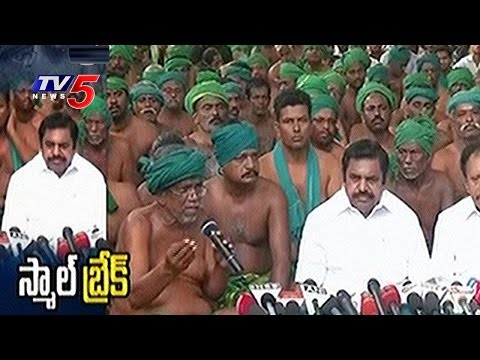 Tamil Nadu Farmers Call Off Delhi Strike After CM Palaniswamy Promise