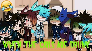Video When The Girls Are Drunk | Gacha Life (1k+ Subs Special) Ft. Many People MP3, 3GP, MP4, WEBM, AVI, FLV September 2019