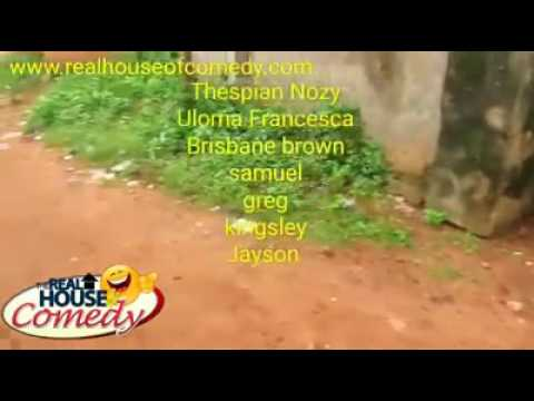 The Blind Men (Real House Of Comedy) (Nigerian Comedy)