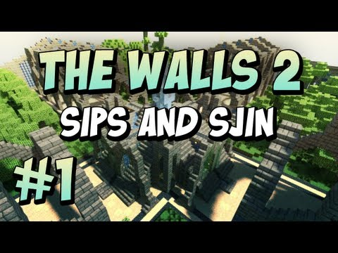 walls - Four teams duke it out to be king of the walls, who will prevail? Team Rythian - Zoey - http://youtu.be/TIjH5LMOj-c Team Nilesy - Panda - http://www.youtube....