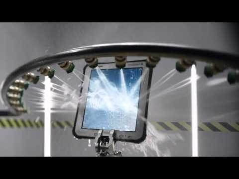 Panasonic Toughpad – Official Presentation of the 1st vertical Android Tablet