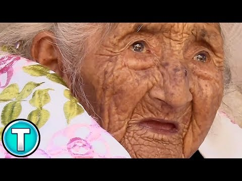 The Oldest Living Person on Earth