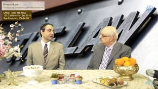 Sean Donrad Interview with Payamjavan TV مصاحبه با شان دانراد