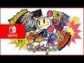 Nintendo Switch Super Bombernan R Gameplay 1080p