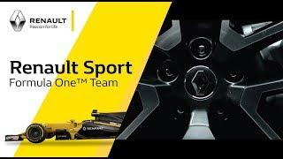 Renault l Renault Sport Formula One ™ Team l Entra al equipo