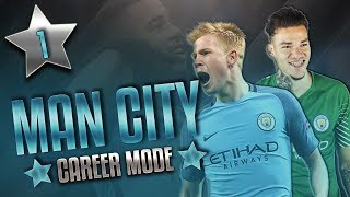 Man City new boys Ederson and Bernardo Silva make their debut for Manchester City. FIFA 17 Career Mode Man City ep 1It is a new era to the Citizens, now under manager SEANY Seananigan, with a huge transfer budget and shortlist to match. Here are some of the Man City transfer targets: Varane, Dybala, Sandro, Leon Bailey, Kyle Walker to name a few.With the trailer and showcase of FIFA 18 gameplay, the hype is only getting bigger. I can guarantee that FIFA 18 Career Mode ep 1 will be here soon (kinda).  FIFA 18 Career Mode to come soon after FIFA 18 releaseHorizon Zero Dawn Playlisthttps://www.youtube.com/watch?v=58qjjJ8wK-k&list=PLE-ZZ15dtqnOo5uS1rH5dCOaxNMVgaFSuFIFA Experiments / What if Playlisthttps://www.youtube.com/playlist?list=PLE-ZZ15dtqnOu9PhVCD1cqI5yc9qlK2-dAssassin's Creed 2 Playlisthttps://www.youtube.com/playlist?list=PLE-ZZ15dtqnOt7av0yAS9Aa-6XibKipw5About SEANYHi I am SEANY and I want to be the next Let's Play king. Like the great one TheRadBrad. Just like TheRadBrad, I like to play many video games such as the Assassin's Creed series, Borderlands, Middle Earth, The Elder Scrolls, and many more.♫ MUSIC ♫_ INTRO & OUTRO SONG _Virtual Riot - Idols (EDM Mashup)YouTube Channel - Proximityhttps://www.youtube.com/watch?v=nEt1bKGlCpM