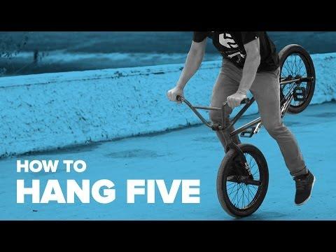 Hang five