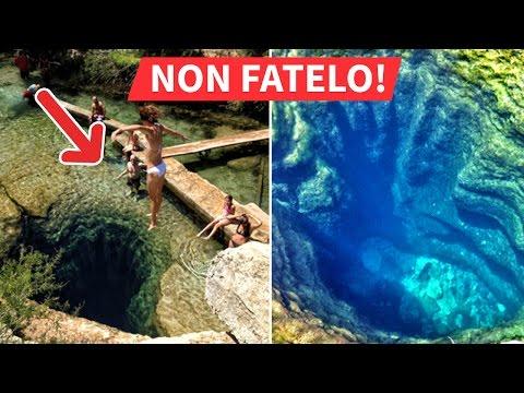 5 posti estremamente pericolosi da non visitare