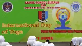 Yoga Day 21 June 2018