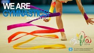 2018 Rhythmic Worlds – Ribbon, the Finalists ! – We are Gymnastics