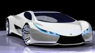 Arco - 3d Concept Car