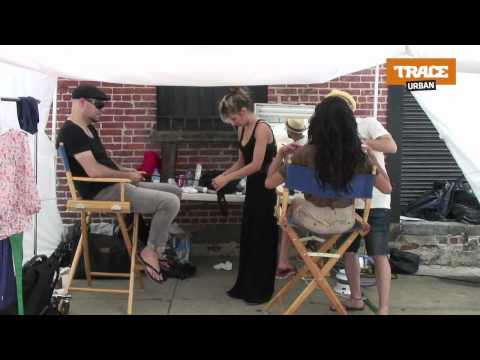 "0 ""Tourne"" Shy'm à New York : clip et making of"