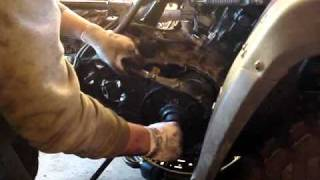 8. Replacing the clutch seal on a Suzuki Atv
