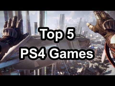 new games - With the new Playstation unveiled we can only dream of all the awesomeness to come. Sony and many other companies showed their next generation games. We made...