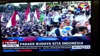 KITA INDONESIA - 412 - PELANGI menularkan KEBAIKAN dan ENERGI POSITIF