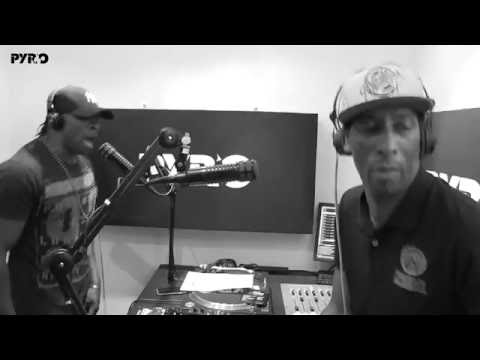 DJ Brockie & MC Det - PyroRadio.com - (12/07/2016)
