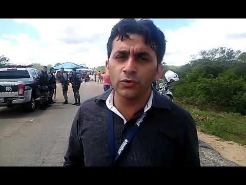 Moradores de Brejo dos Santos fecharam PB 325 por falta d'água