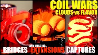 Nonton COIL WARS | Clouds VS Flavor | How to Build Extension, Bridge, and Capture Coils Film Subtitle Indonesia Streaming Movie Download
