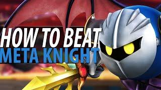 How To Beat: Meta Knight (For Beginners) – Super Smash Bros Wii U – ZeRo