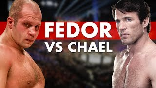 Video The Fascinating Journey From Fedor to Chael Sonnen MP3, 3GP, MP4, WEBM, AVI, FLV Oktober 2018