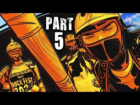 Max's - Sunset Overdrive Walkthrough Gameplay Part 5 includes Mission 5: Max's Parents and a Review of the Story for Xbox One in 1080p HD. This Sunset Overdrive Gameplay Walkthrough will include a...