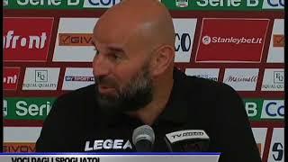 INTERVISTA ROBERTO STELLONE DOPO GARA SALERNITANA-PALERMO