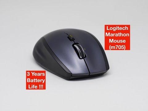 The must have Mouse, Logitech Marathon Mouse m705