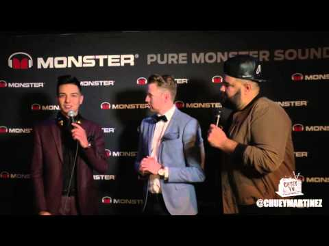 Great Time Hanging Out with Luis Coronel at CES 2016!