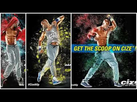 Shaun Ts CIZE Dance Workout Deluxe Kit