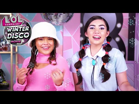 UNBOXED! | LOL Surprise! Winter Disco O.M.G. Outrageous Millennial Girls™ | Season 4 Episode 14