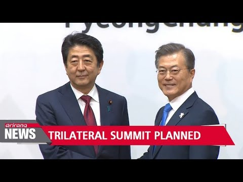 South Korea, China and Japan set to hold rare three-way talks in Tokyo in May: Reports