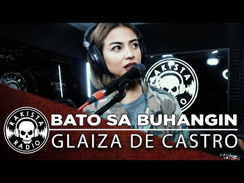 Bato sa Buhangin (Cinderella Cover) by Glaiza De Castro | Rakista Live EP140