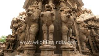 Kanchipuram India  city photos : Kanchipuram - India's finest architecture, history and culture come together