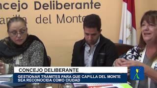POR PRIMERA VEZ SE CORRIO EN CAPILLA UNA CARRRA DE 80K: VIDEO DE LA TURMALINA 2019 EN CAPILLA DEL MONTE
