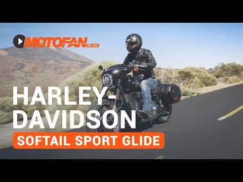 Vídeos de la Harley Davidson Softail Sport Glide