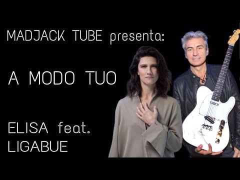 , title : 'A Modo Tuo - Elisa feat. Luciano Ligabue [UNCENSORED]'