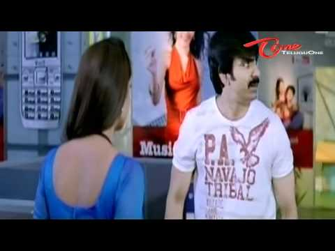 Romantic Comedy Between Raviteja - Nayanathara