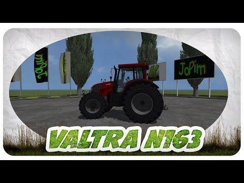 Valtra N163 v2.5 MR