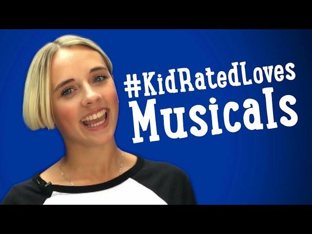 #KidRatedLoves Musicals